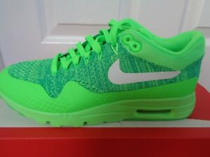 Détails sur Nike Air Max 1 Ultra Flyknit trainers shoes 843387 301 uk 4.5 eu 38 us 7 NEW+BOX