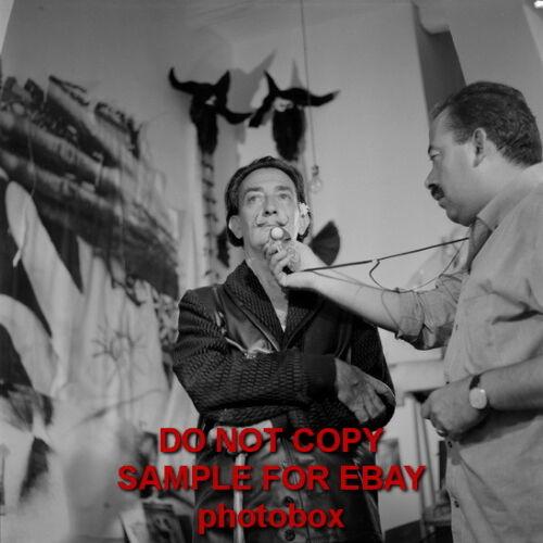 Salvador Dali Exclusive Unpublished PHOTO Ref 1203