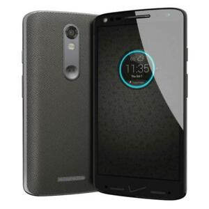 Motorola Droid Turbo 2 - 32GB - Gray / Ballistic Nylon - Unlocked - Smartphone
