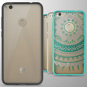 Details about For Huawei P8 Lite (2017) Case Hard Back Bumper Slim Phone Cover