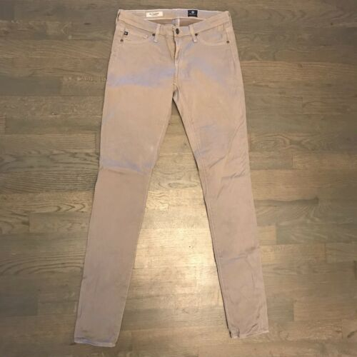Super Ag Legging Denim Stretch Jeans Mager 25r Adriano Goldschmied The Woman's FFqwISa