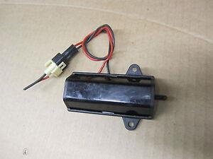 jaguar xj6 xj 6 87 1987 glove box glovebox light w pin. Black Bedroom Furniture Sets. Home Design Ideas
