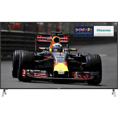 "Hisense 75"" Smart 3D LED 4K Ultra HD Freeview HD TV"