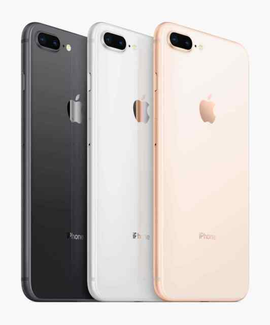 Apple iPhone 8/iPhone 8 Plus 64/256GB UNLOCKED Smartphone Space Gray/Silver/Gold