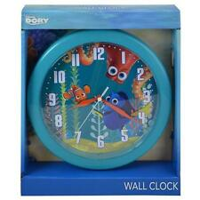 "New Finding Dory Nemo Wall Clock 9.5"" Room Decor Clock for Kids"