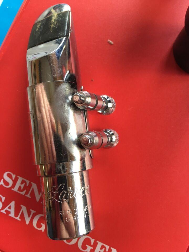 Saxofon, Mundstykke til Altsax, Berg Larsen