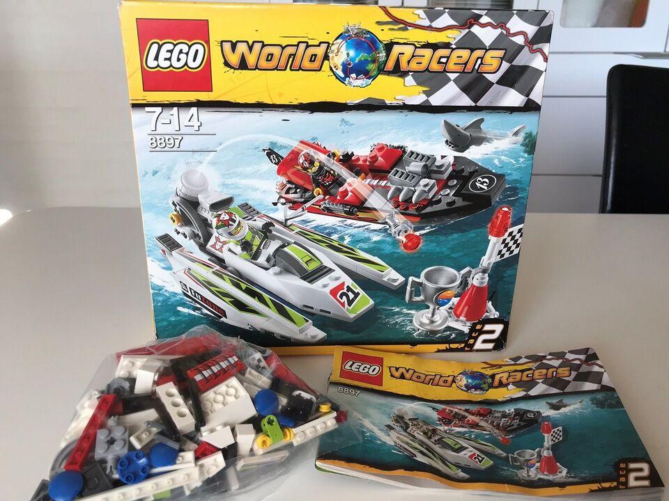 Lego World of Racers, 8896 og 8897