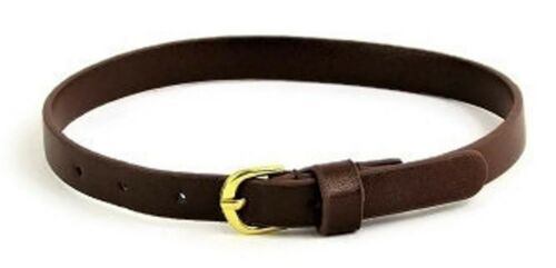 Brown Belt with Buckle for 18 inch American Girl Doll Clothes Accessories