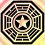 Assorted-Lost-Dharma-Initiative-Decal-Sticker-Window-Car-Truck-Laptop-Computer miniatuur 16