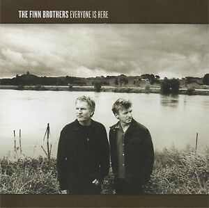 THE FINN BROTHERS  Everyone is here  CD album - Filey, United Kingdom - THE FINN BROTHERS  Everyone is here  CD album - Filey, United Kingdom
