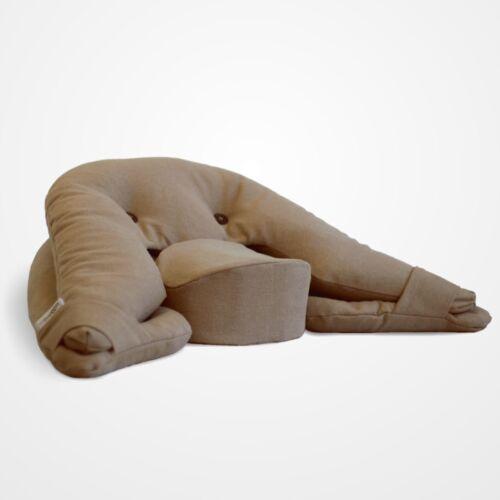 Moonleap méditation Chaise Coussin Marron-Grande Taille