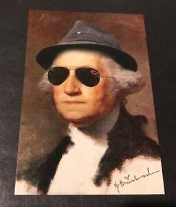 picture about Printable Pictures of George Washington known as Mr Brainwash George Washington Unusual Mini Pop Artwork Print Obama
