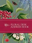 RHS Floral Desk Address Book by Royal Horticultural Society (Hardback, 2015)