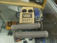 Cult Bikes Vans Flanged Grey Bmx Bicycle Scooter Fixed Grips