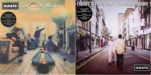 Oasis What's The Story Morning Glory / Definitely Maybe two 2 LP sets NEW/SEALED