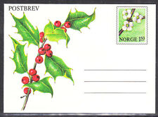 v2214 Norwegen/ Blumen/ Postbrief  MiNr K 53 **