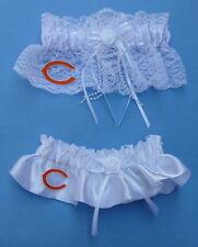 Chicago Bears Wedding Garter Set Keepsake Toss Boo