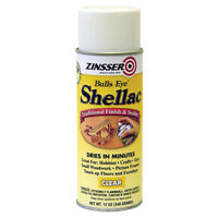 Zinsser Clear Spray Shellac