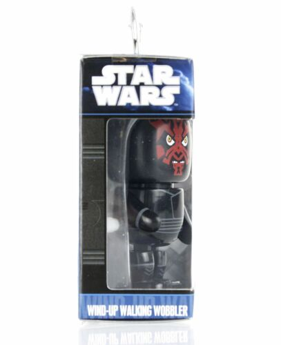 STAR Wars Darth Maul A MOLLA Walking Wobbler-NUOVO