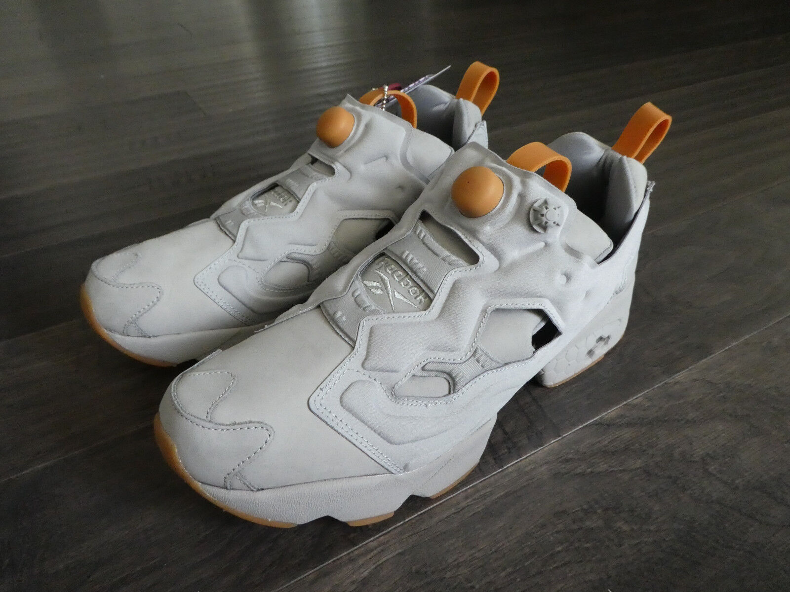Reebok Instapump Fury OG Nubuck x Packer shoes sneakers men's new AR3500 Pump