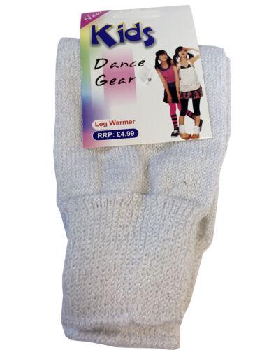 Kids Girls Plain Leg Warmer Girls School Dance Wear Winter Legwarmer tutu Fancy