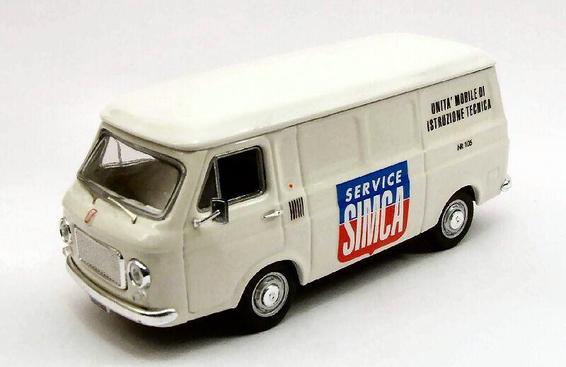 Fiat 238 1970 Simca Service 1 1 1 43 modello RIO4333 RIO fe57f7