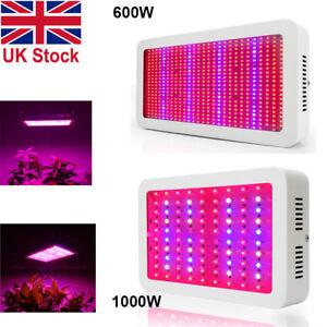 600w 1000w Led Grow Light Full Spectrum Indoor Plant Veg