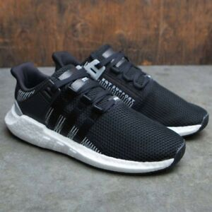 81a1a970e89c New Adidas EQT Support 93 17 Boost Core Black White BY9509 Size 12 ...