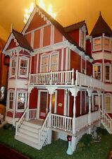 "Doll House House of Broel By Artist Bonnie Broel ""House of all Seasons"""