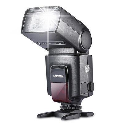 Neewer TT560 Flash Speedlite para Cámaras Canon Nikon Sony