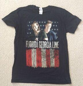 Florida Georgia Line  Tour T Shirts