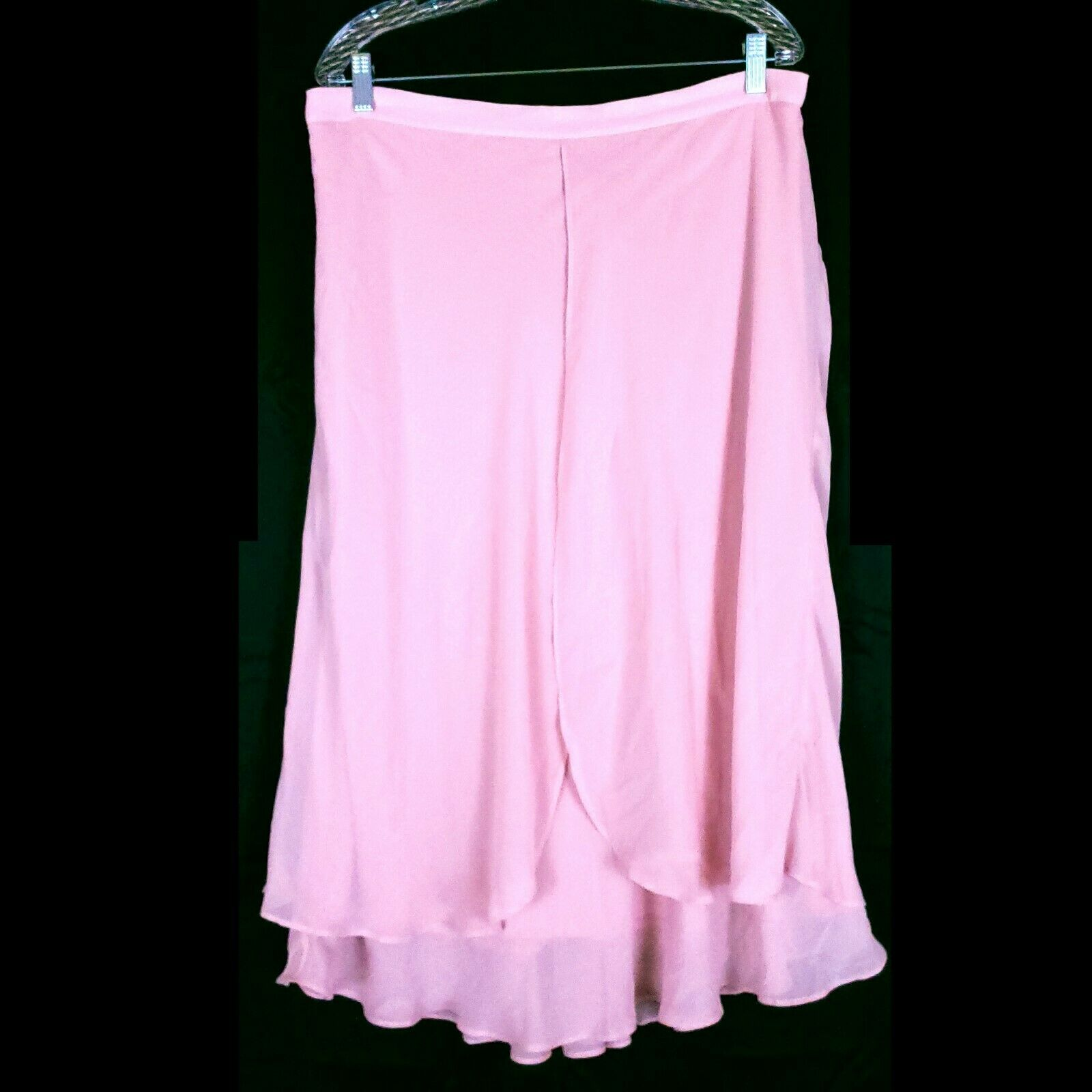 SLNY Women Skirt color Pink Size 14 - NWT