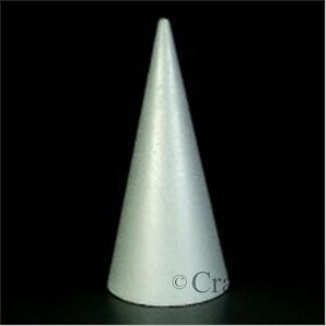 Polystyrene Cones For Cake Decorations