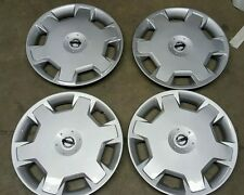 """Set 4 53072 15"""" Hubcaps Wheelcover Nissan Versa Cube 7 8 09 10 11 12 13 14 15"""