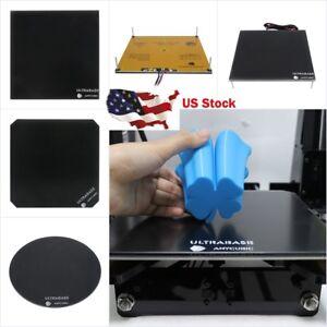 Us Stock Ultrabase Platform Glass Build Plate For 3d