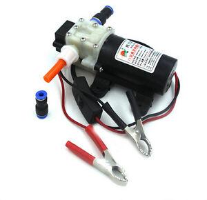 new Electric 24V oil Pump Diesel Fuel Oil Engine Oil
