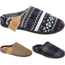 6a69d24bdcb73b item 5 Mens New Flat Bedroom Indoor Comfort Warm Slip On Fur Lined Mules  Slippers Shoes -Mens New Flat Bedroom Indoor Comfort Warm Slip On Fur Lined  Mules ...