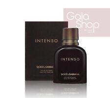 DOLCE E GABBANA D&G INTENSO POUR HOMME EAU DE PARFUM 125ML NATURAL SPRAY EDP