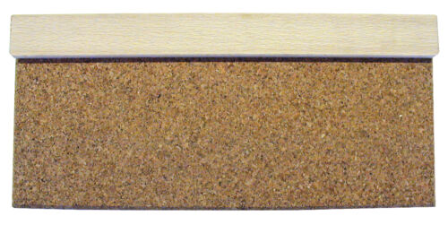 Kork Anreibkork mit Holzrücken 300 mm Holz