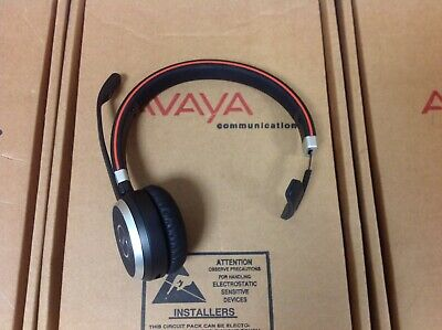 Jabra Evolve 65 Mono Uc Stereo Wireless Bluetooth Headset Ebay