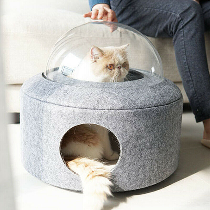 Space Kapsel   Pelzball Bed 2 Typ Cat Bed
