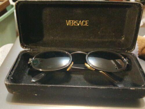 Vintage Gianni Versace Sunglasses MedUSA Mod X28 … - image 1