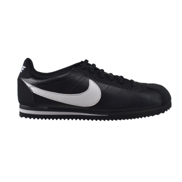 Nike Cortez (GS) Big Kids Shoes Black