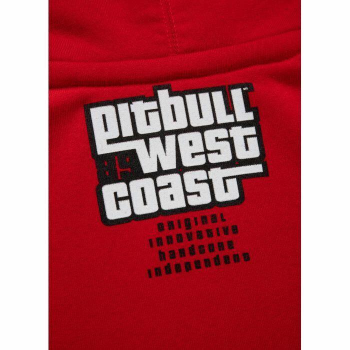 Pit Bull West Coast Hooded Where Is My Money 19 Hoodie Black
