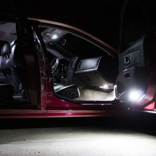 17PC White Interior LED Light Package Error Free for BMW E36 318i 325i 328i 92