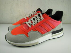 Details about NEW Adidas Originals ZX 500 RM Boost Shoes Solar Red Sneaker DB2739 Men's 11 US