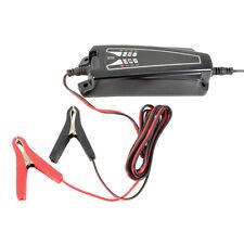 Lead Acid Digital Battery Charger 6V/12V for Motorcycles, Cars, Boat Caravans