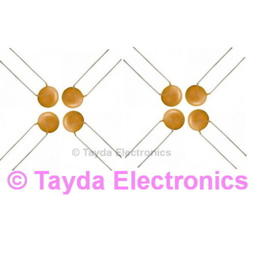 30 x 0.068uF 50V Ceramic Disc Capacitor FREE SHIPPING