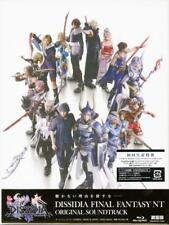 Dissidia Final Fantasy NT Original Soundtrack Blu-ray Disc Music