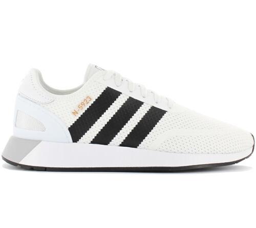 Adidas Originals Iniki N-5923 Sneaker Fashion Chaussures de Sport Noir AH2159